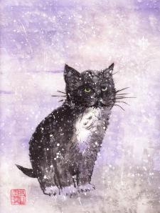 SnowyCat