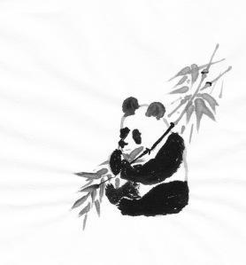 Panda&bamboo