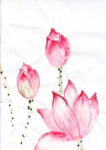 LotusREDpetals