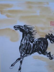 my happy horse