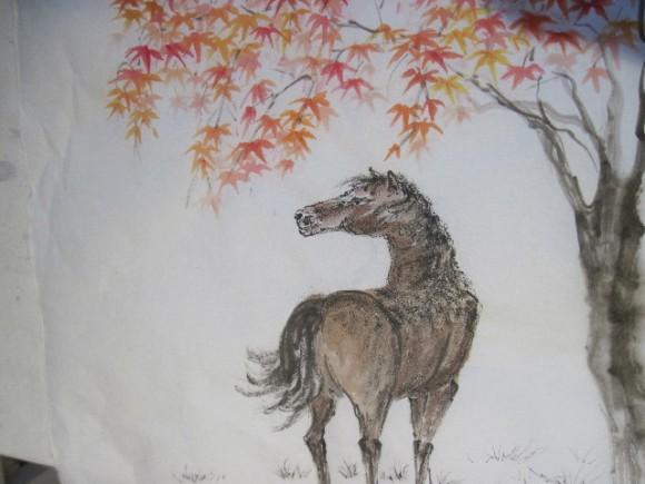 Mapleboughhorse2