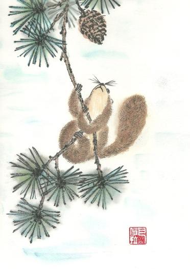 SwingingSquirrel