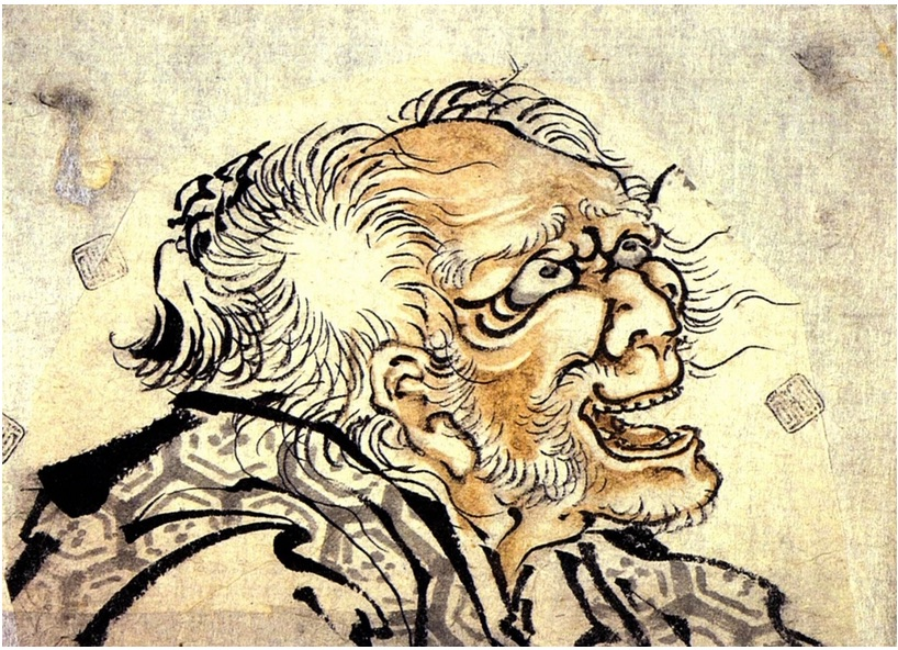 HokusaiSelfPortait OMCTP